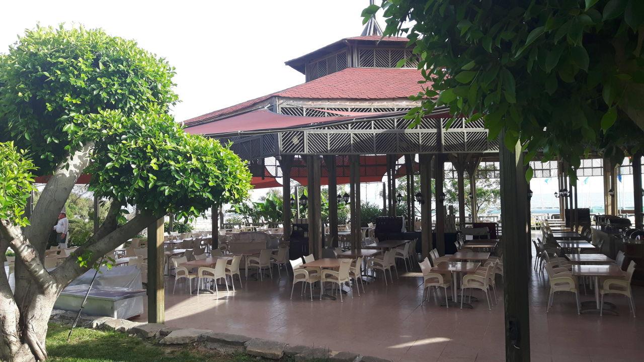 Hotel Terrace Beach Resort Side