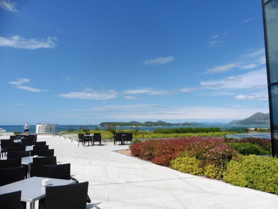sch ne terrassen valamar lacroma dubrovnik hotel dubrovnik holidaycheck dalmatien kroatien. Black Bedroom Furniture Sets. Home Design Ideas