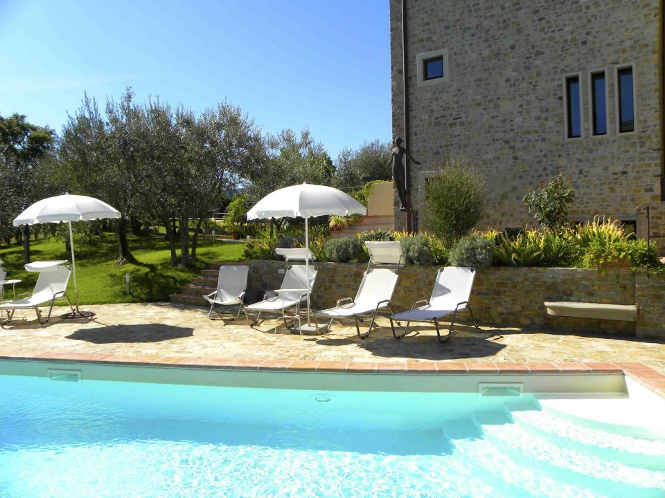 Swimming pool La Compagnia del Chianti