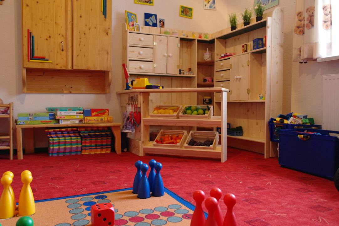 Kinderspielzimmer Apartment Fernerkogel