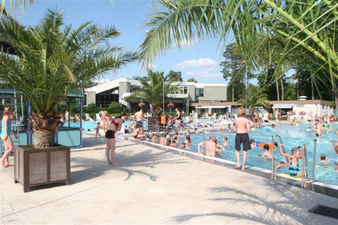 Freibad Am Hotel Vital Hotel Bad Lippspringe Holidaycheck