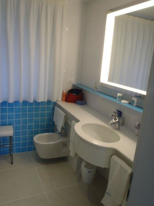 Bathroom Suite Piccolo Grand Hotel