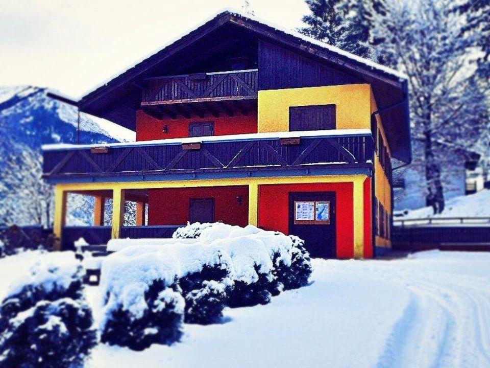 Casa innevata Village alle Terrazze 1