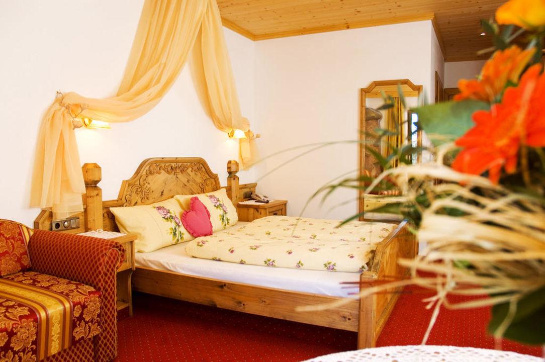 Romantikzimmer Hotel Rinner