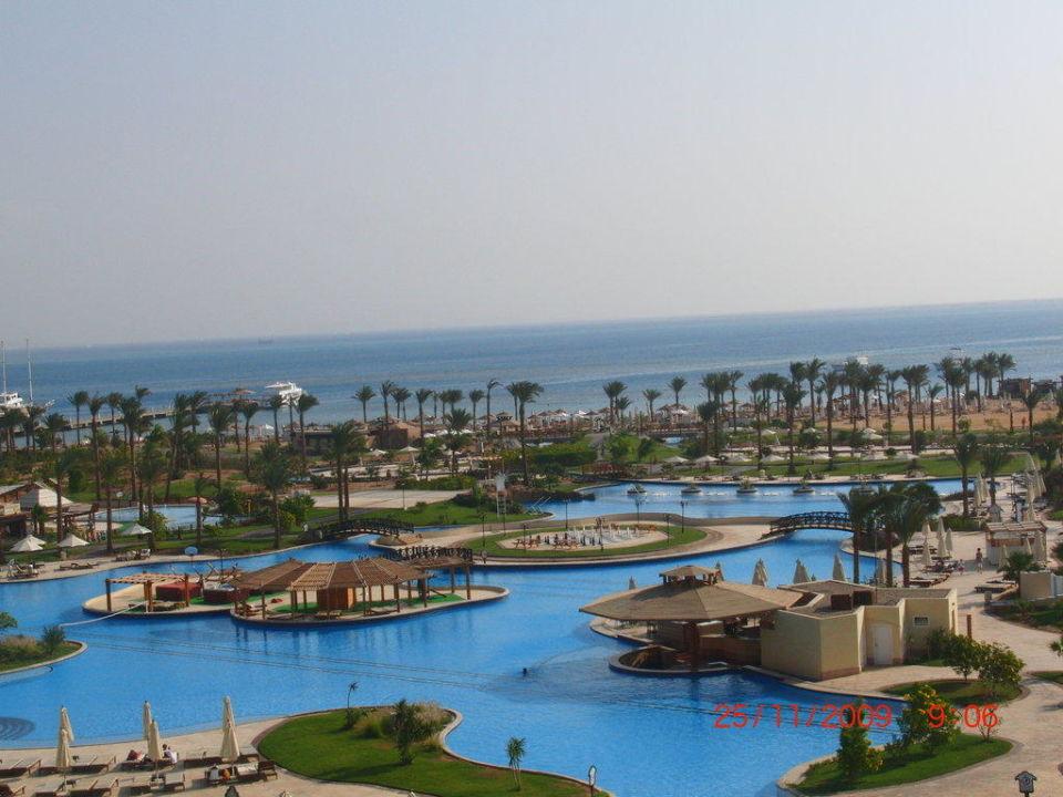 Poolanlage Steigenberger ALDAU Beach Hotel