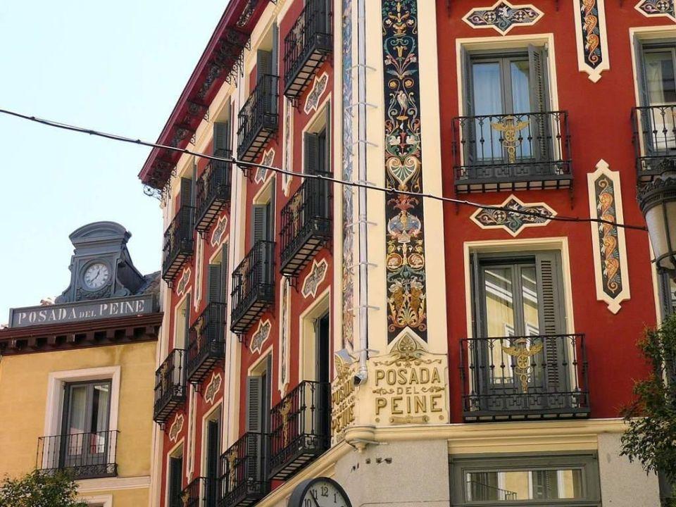 Hotel Hotel Petit Palace Posada Del Peine
