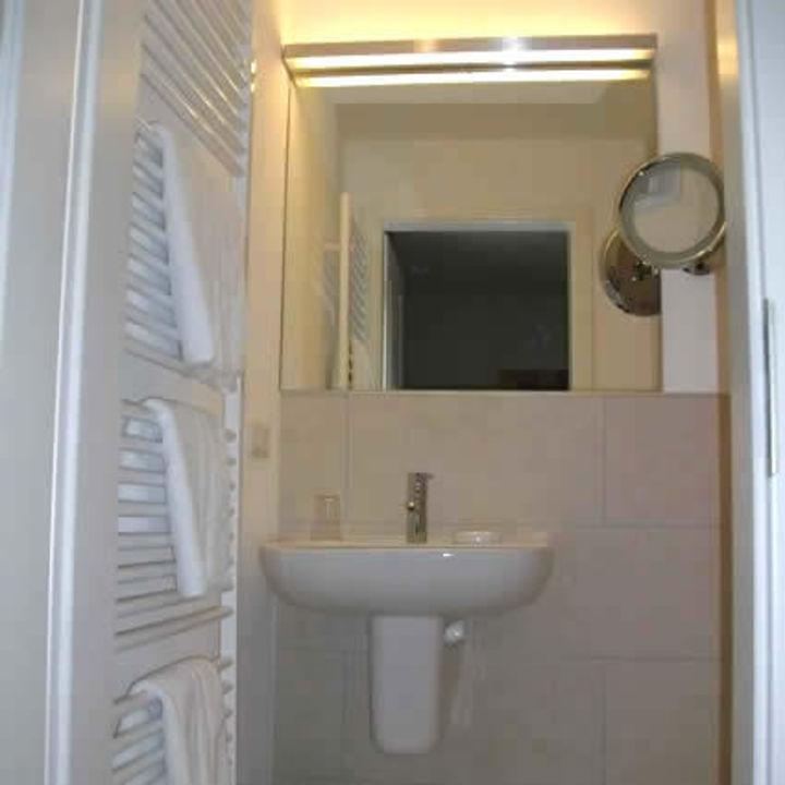 Badezimmer Hotel Havelser Hof
