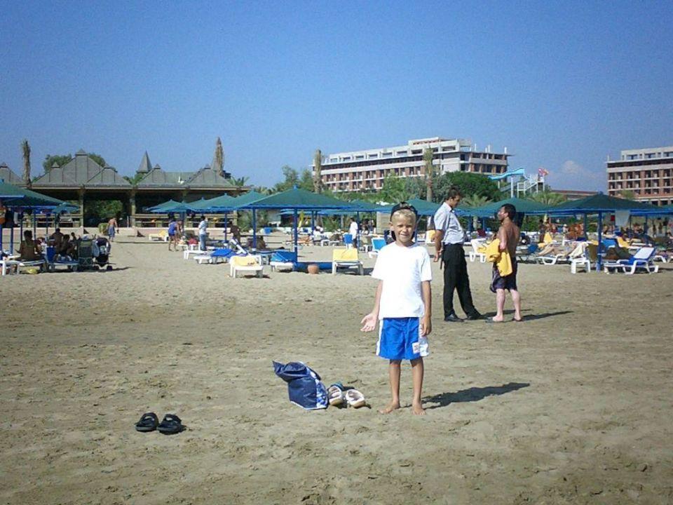 Strand vom Feinsten Paloma Oceana Resort