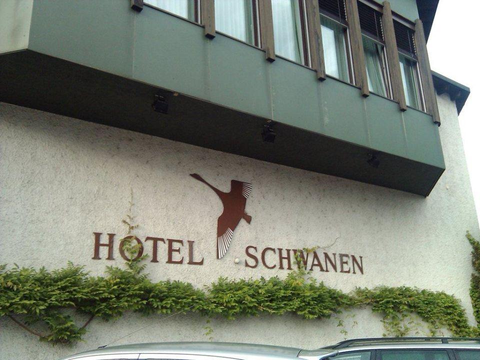 Лого отеля Schwanen Hotel Schwanen