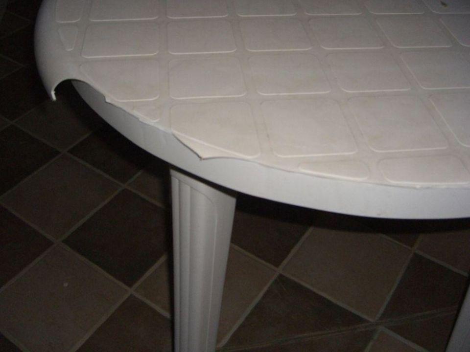Tisch zum Wohlfühlen Finca Romantica