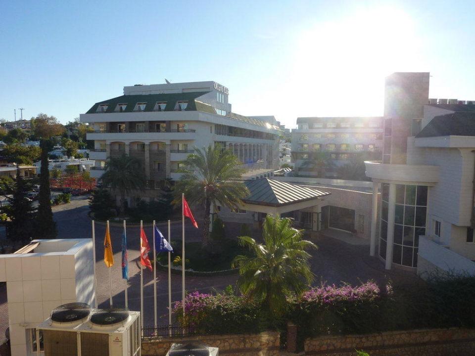 Ausblick Hotel Terrace Beach Resort