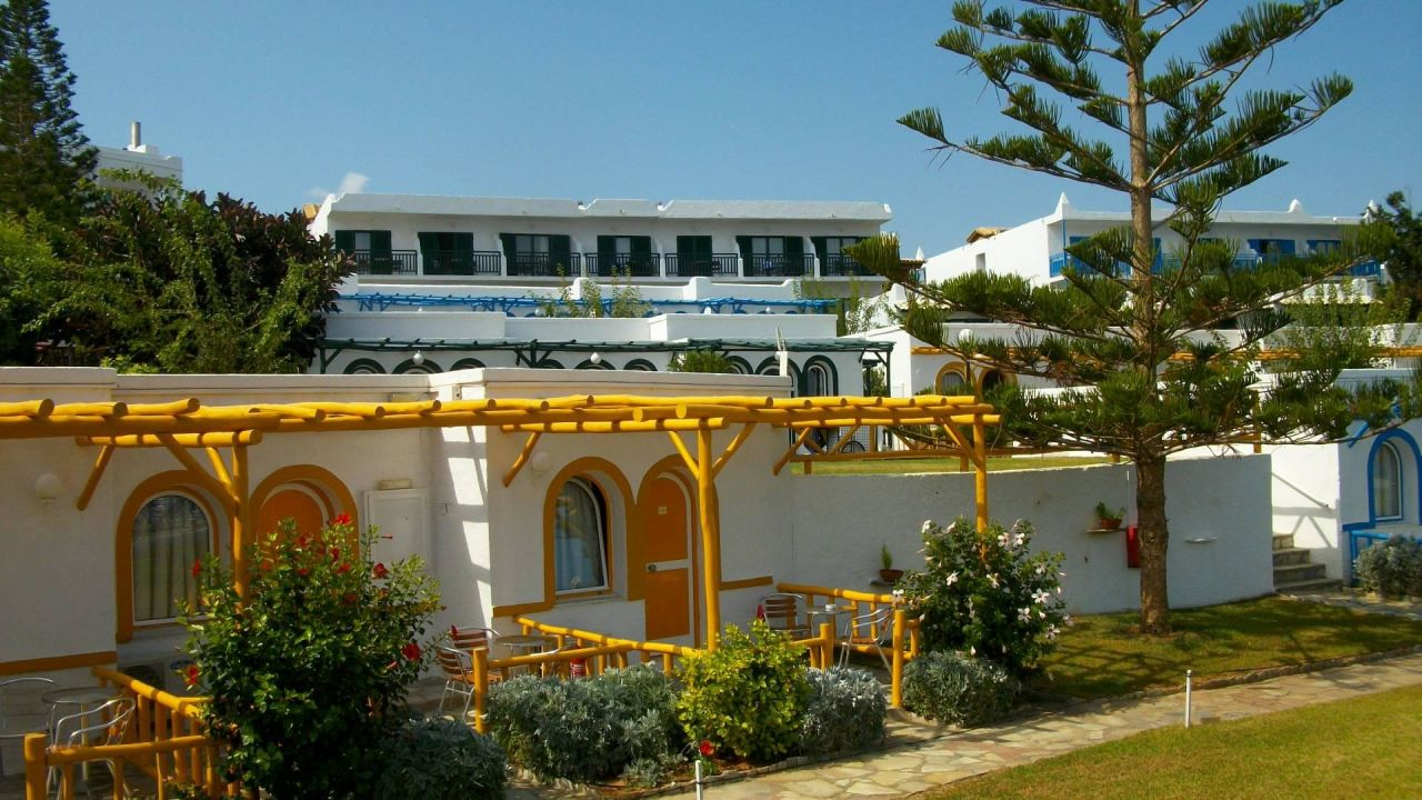 """Bungalows"" Mitsis Rinela Beach Resort & Spa in Kokkini ..."