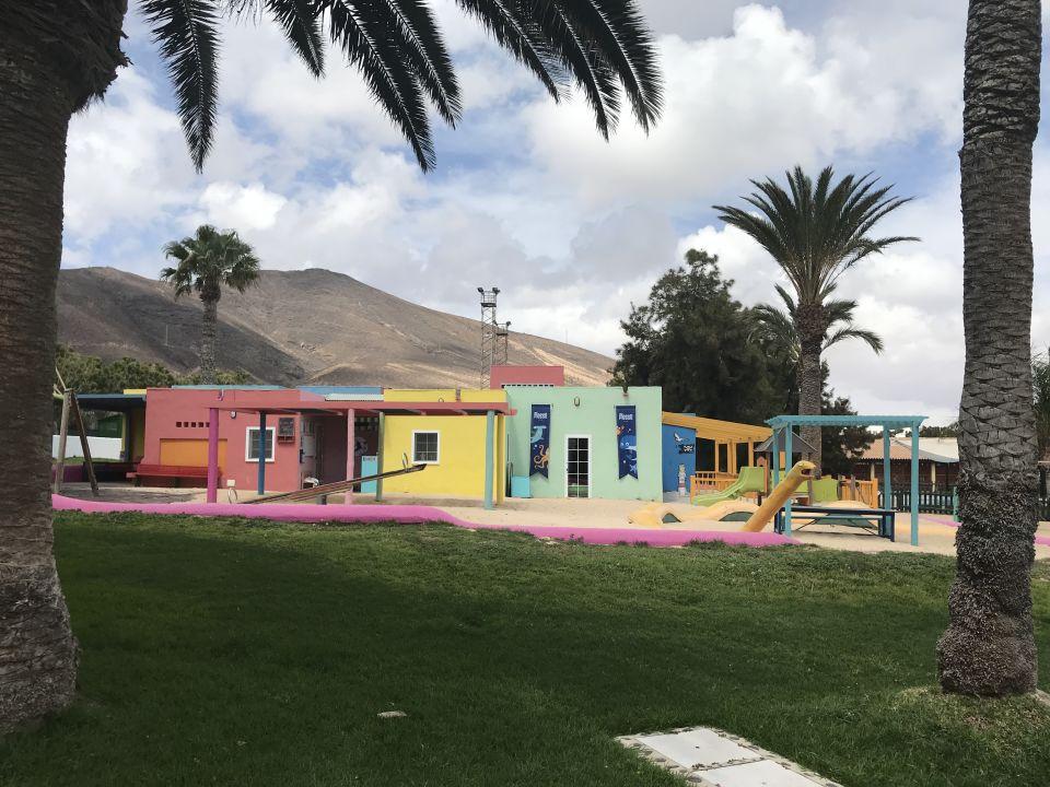 Außenansicht Aldiana Club Fuerteventura