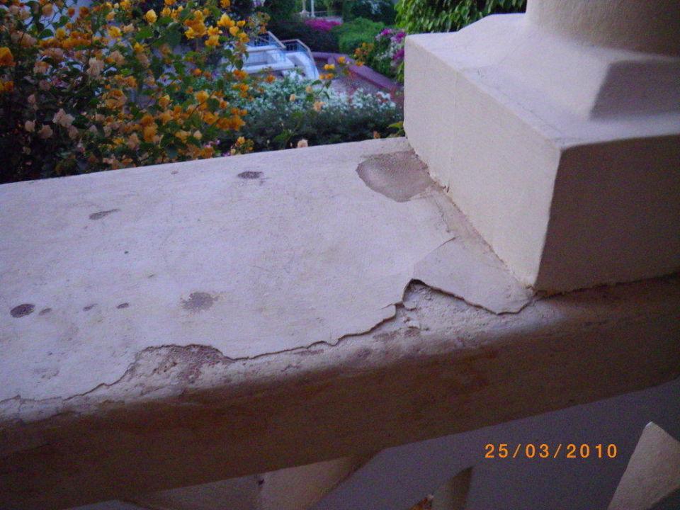 Место для ремонта Hyatt Regency Sharm El Sheikh