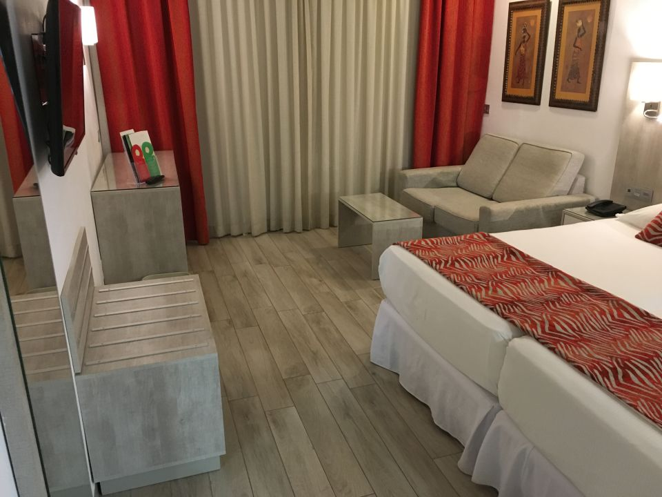 Zimmer Hotel Riu Palace Cabo Verde