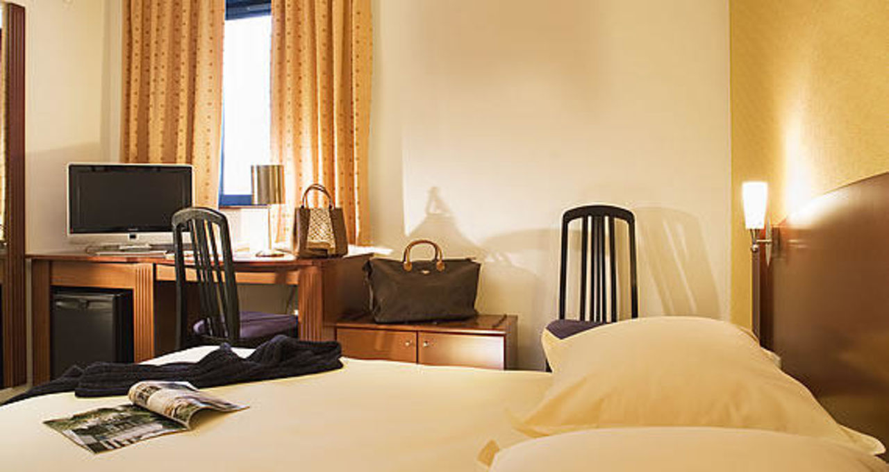 Bild chambre zu hotel oceania rennes in rennes for Chambre d hote rennes