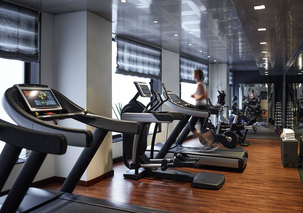So SPA Fitness  Sofitel Munich Bayerpost Hotel