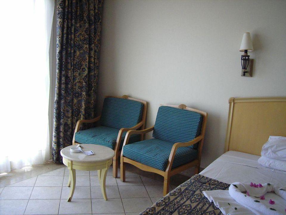 Zimmer / Sitzecke - Concorde El Salam SSH Concorde El Salam Hotel Sharm el Sheikh