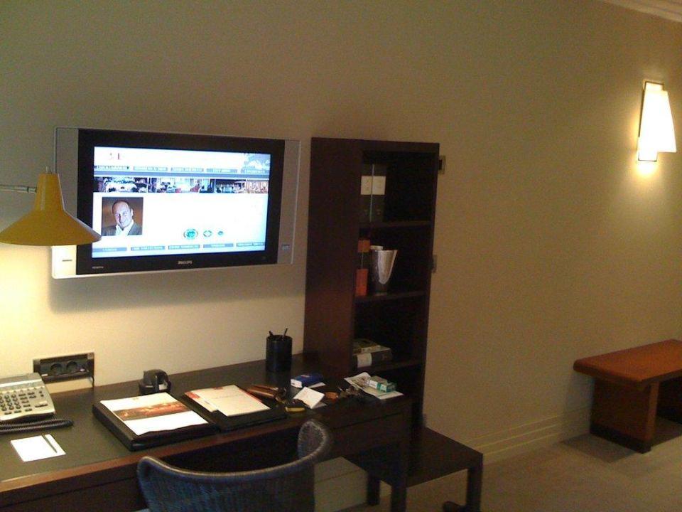 Schreibtisch im Rocco Forte Rocco Forte The Charles Hotel