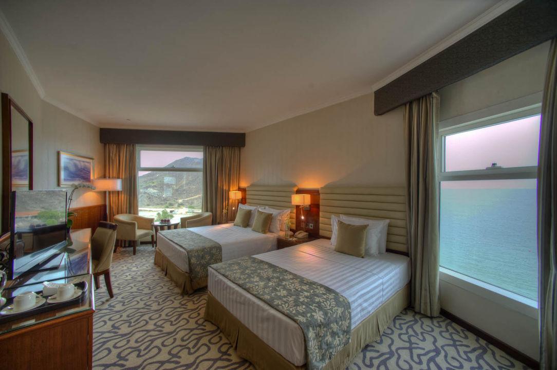 Family Room Oceanic Khorfakkan Resort & Spa