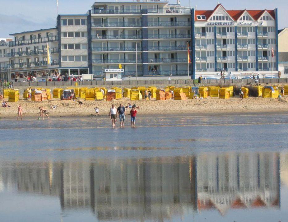 strandhotel dunen