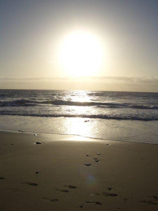 Sonnenaufgang / Ausblick vom Zimmer TUI MAGIC LIFE Fuerteventura