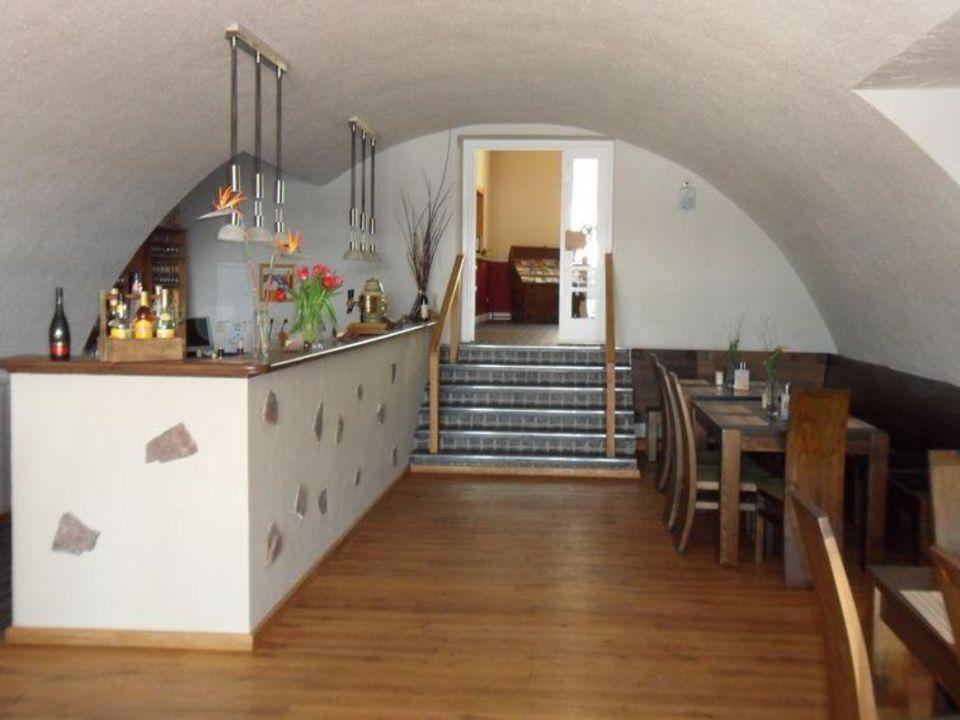 Restaurant- und Barbereich Alte Schlossbrauerei Hotel Alte Schlossbrauerei