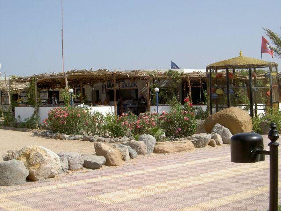 Strandbar und Snack - Hotel Shams Safaga Hotel Shams Safaga