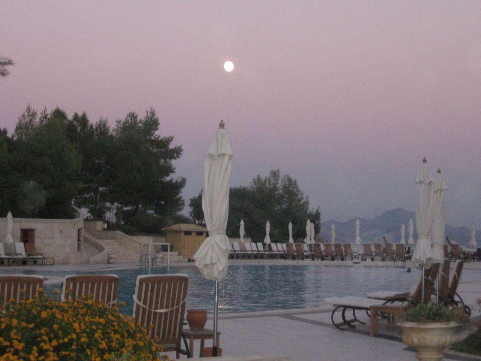Zonsondergang Castle Resort & Spa Hotel Sarigerme
