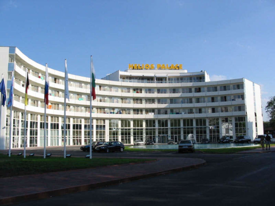 Hotel Helios Palace Sonnenstrand und Umgebung Hotel Riu Helios