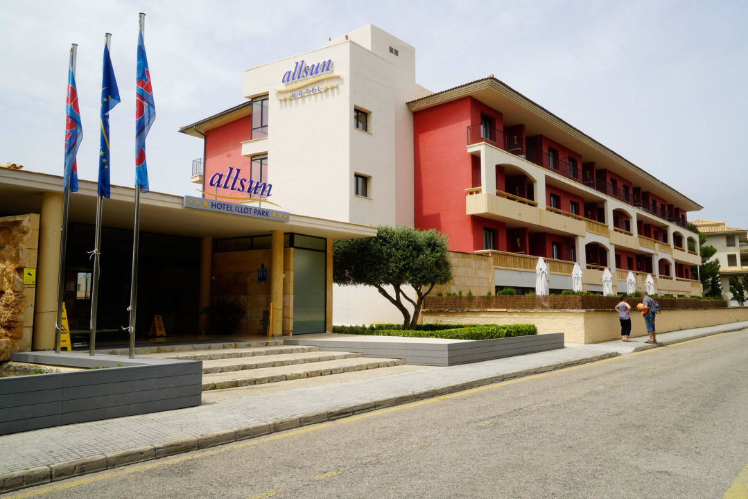 Allsun Hotel Illot Park Bewertung