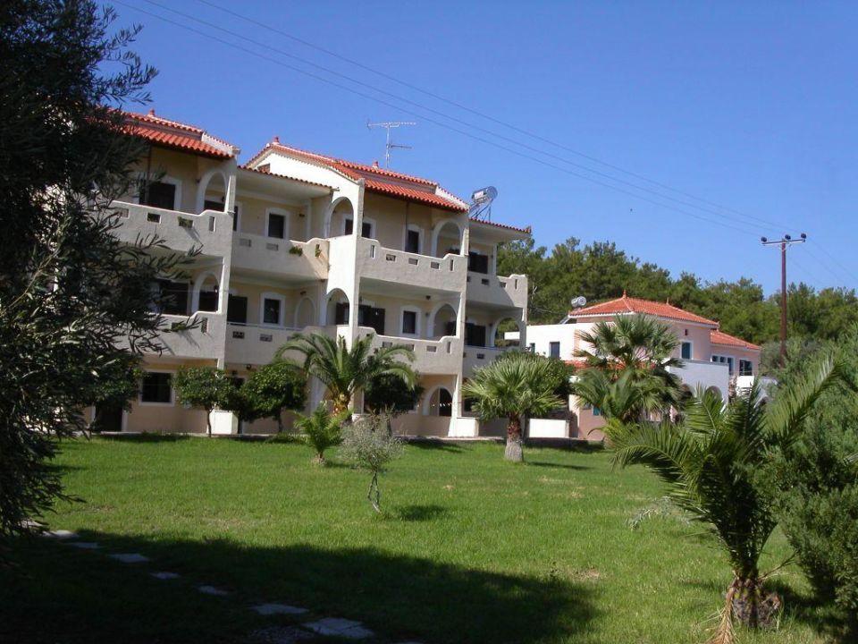 Teil der Gesamtanlage Hotel Zeus