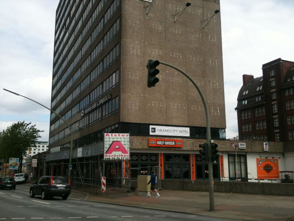 F Hotel Hamburg