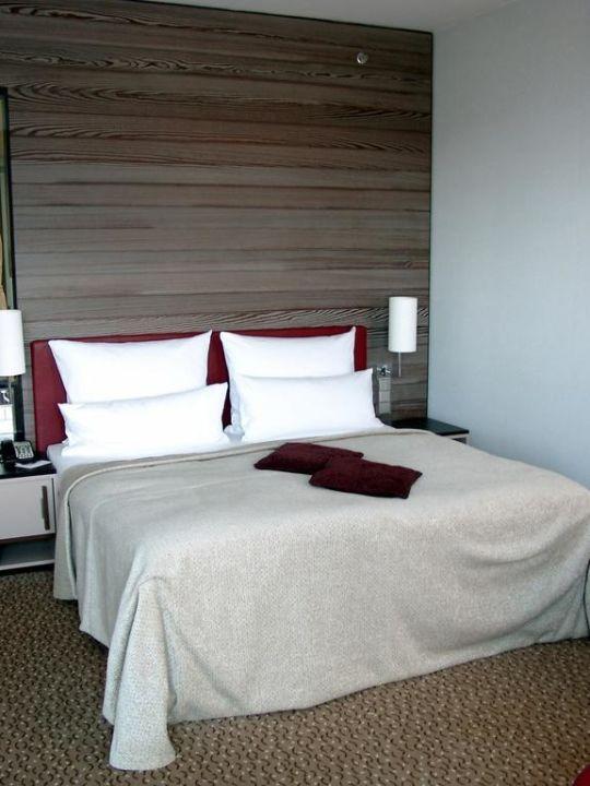 Gemütliche Betten Kempinski Hotel Berchtesgaden