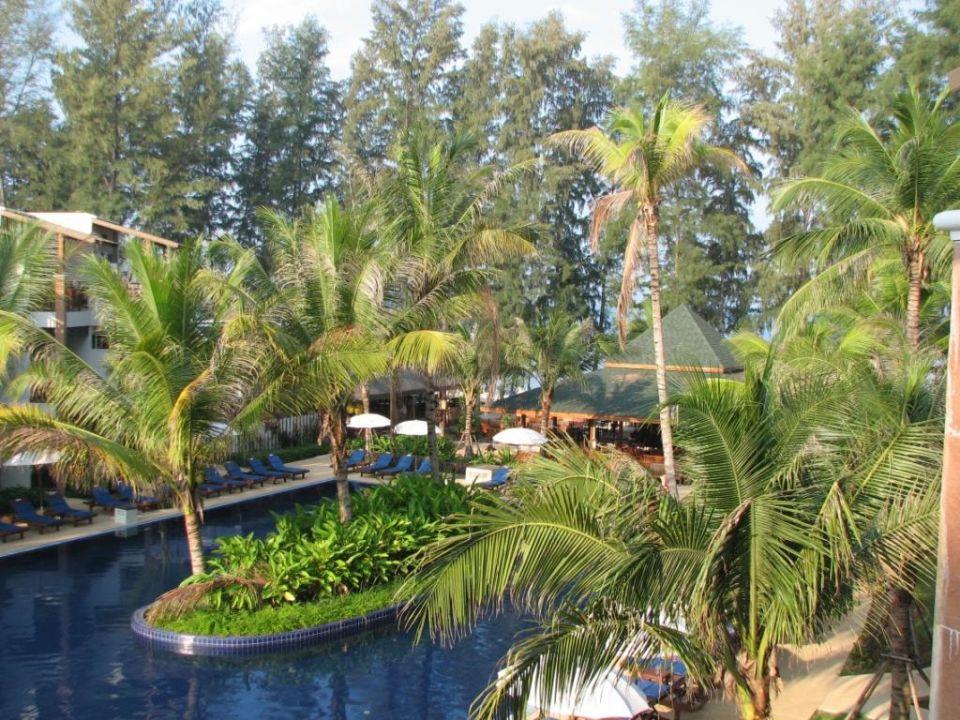 Pool & Garden Sunwing Bangtao Beach