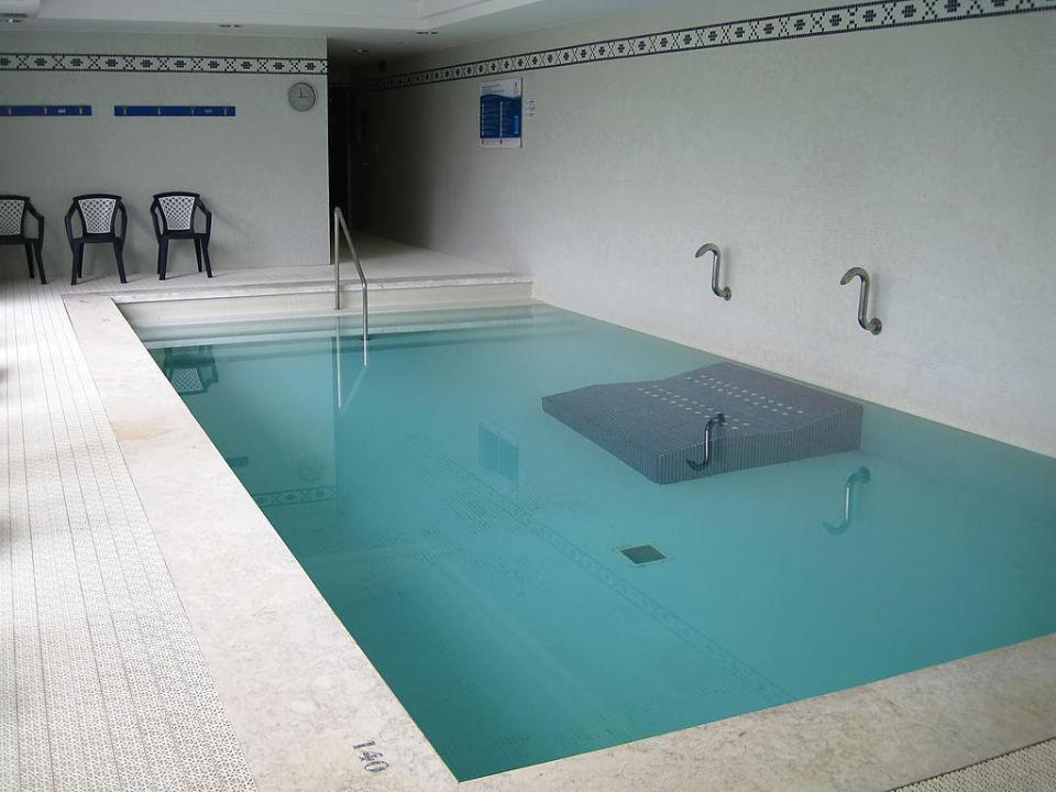 Pool-Anlage Hipotels Mercedes