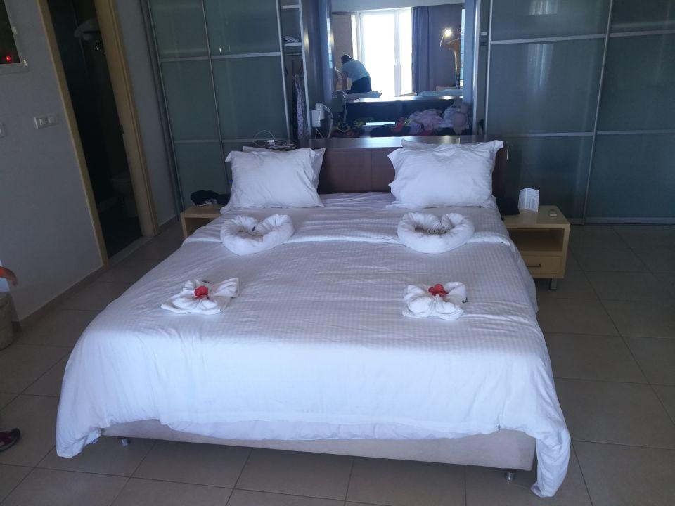 Zimmer Hotel High Beach