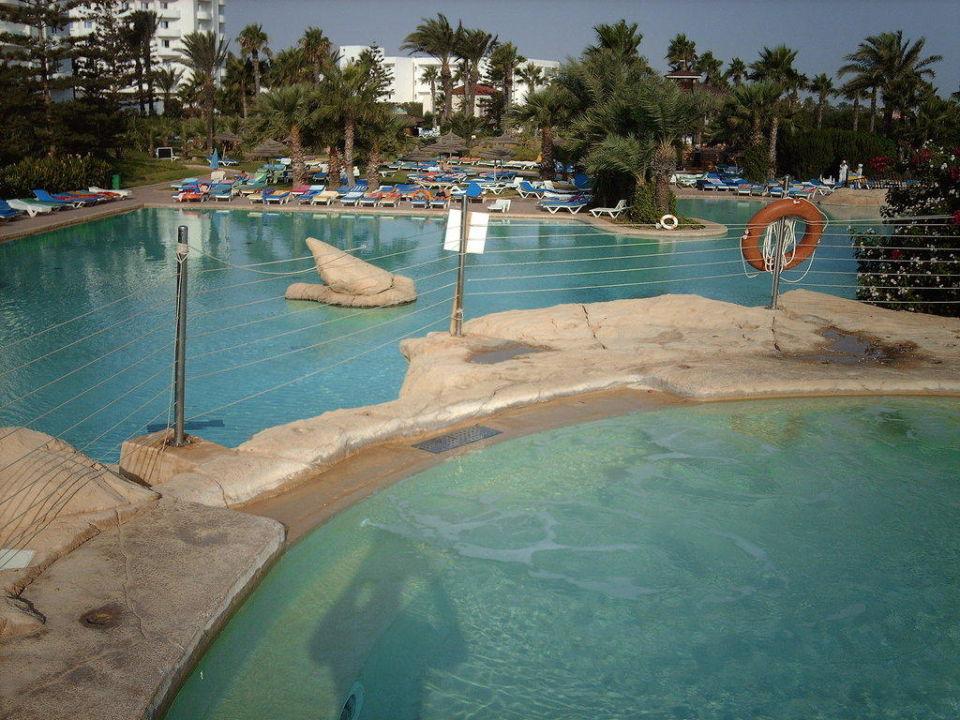 Pool  Sahara Beach Aquapark Resort