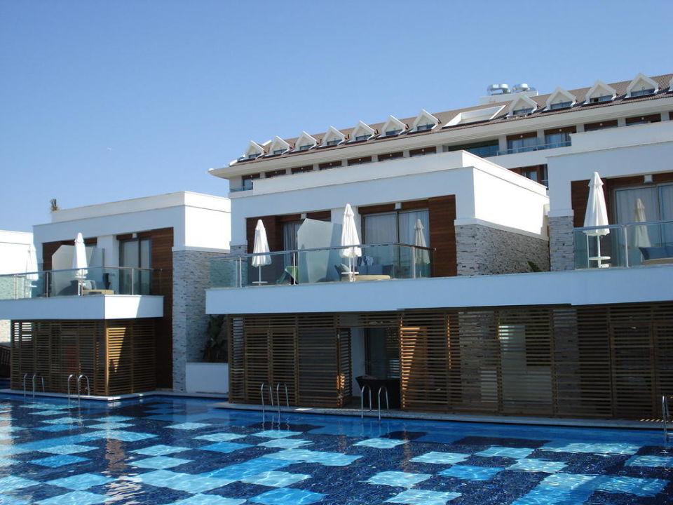 Quot Swim Up Bungalows Quot Tui Sensimar Belek Resort Amp Spa Belek