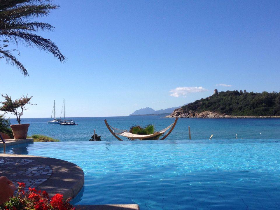 """""""Pool Mit Blick Aufs Meer"""" Hotel La Bitta (Arbatax"""