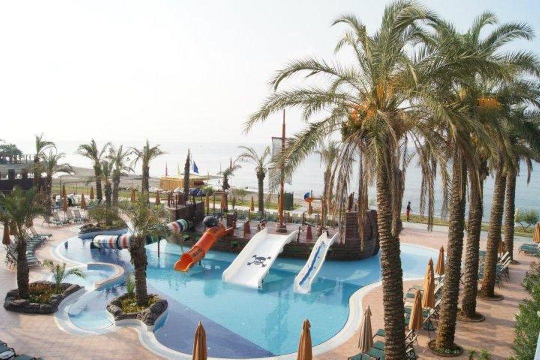 Hotel Long Beach Turkei