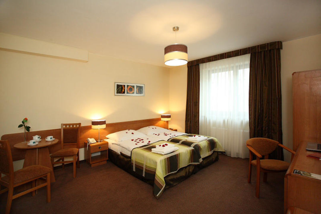 Pokój Spa Hotel City SM Business & SPA