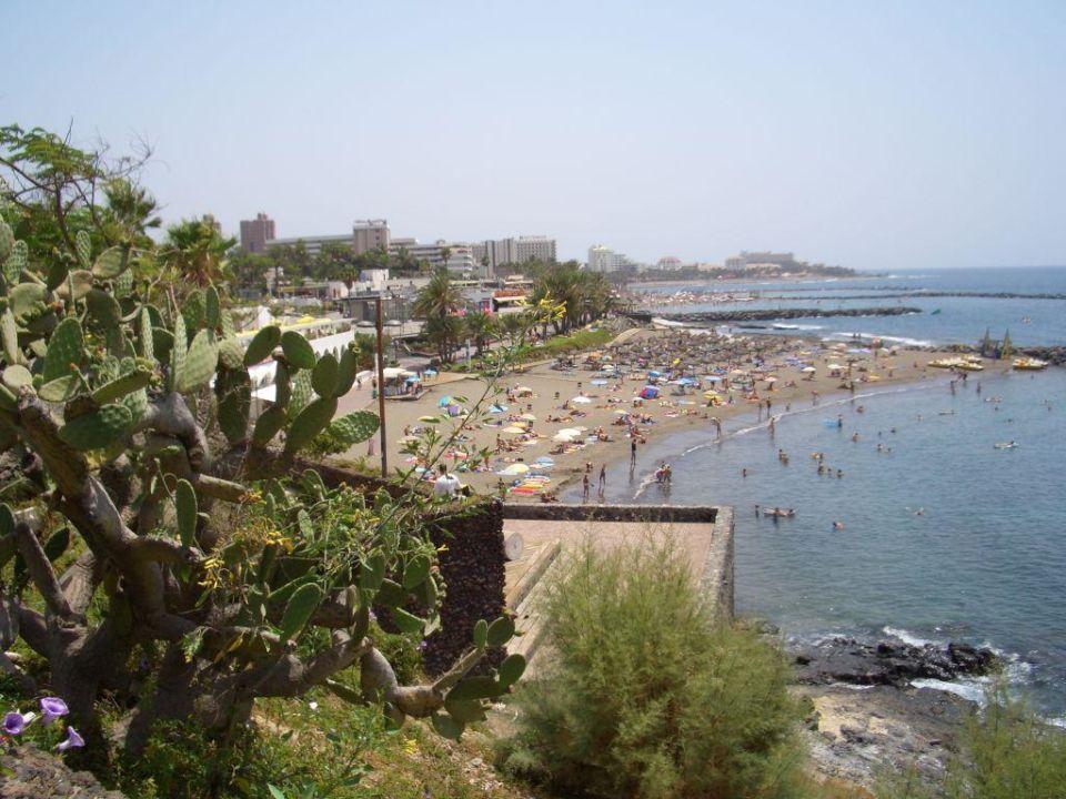 Kleiner Strand Allsun Hotel Los Hibiscos Costa Adeje
