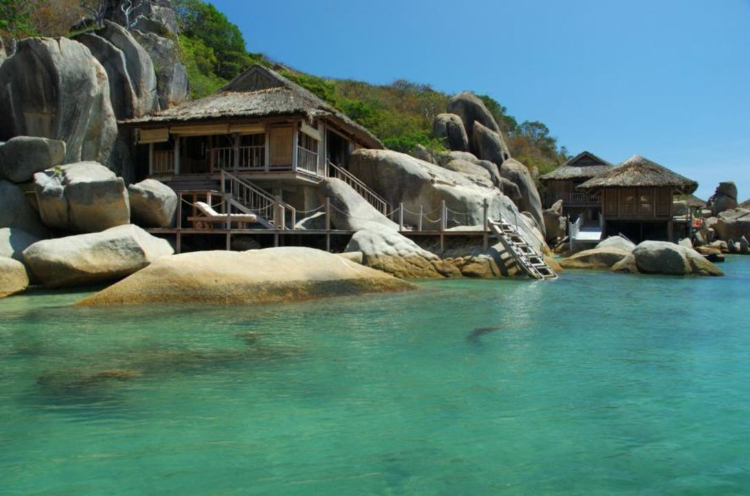 Water Villas Hotel Six Senses Ninh Van Bay