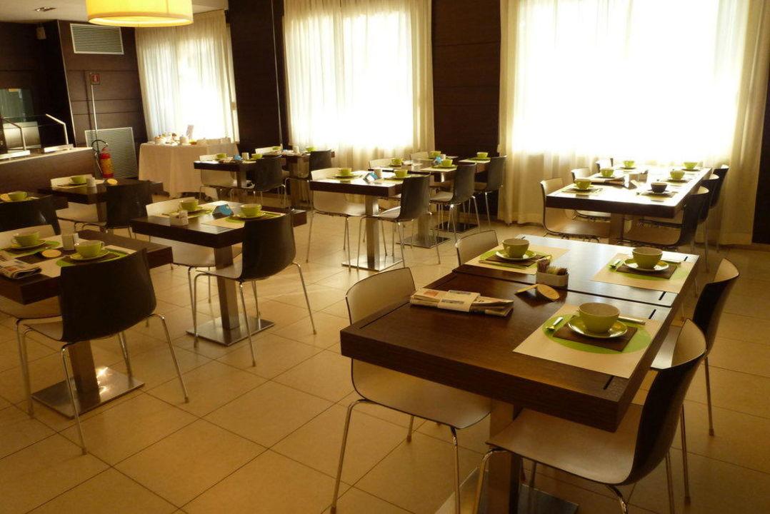 Im Restaurant Hotel Belvedere