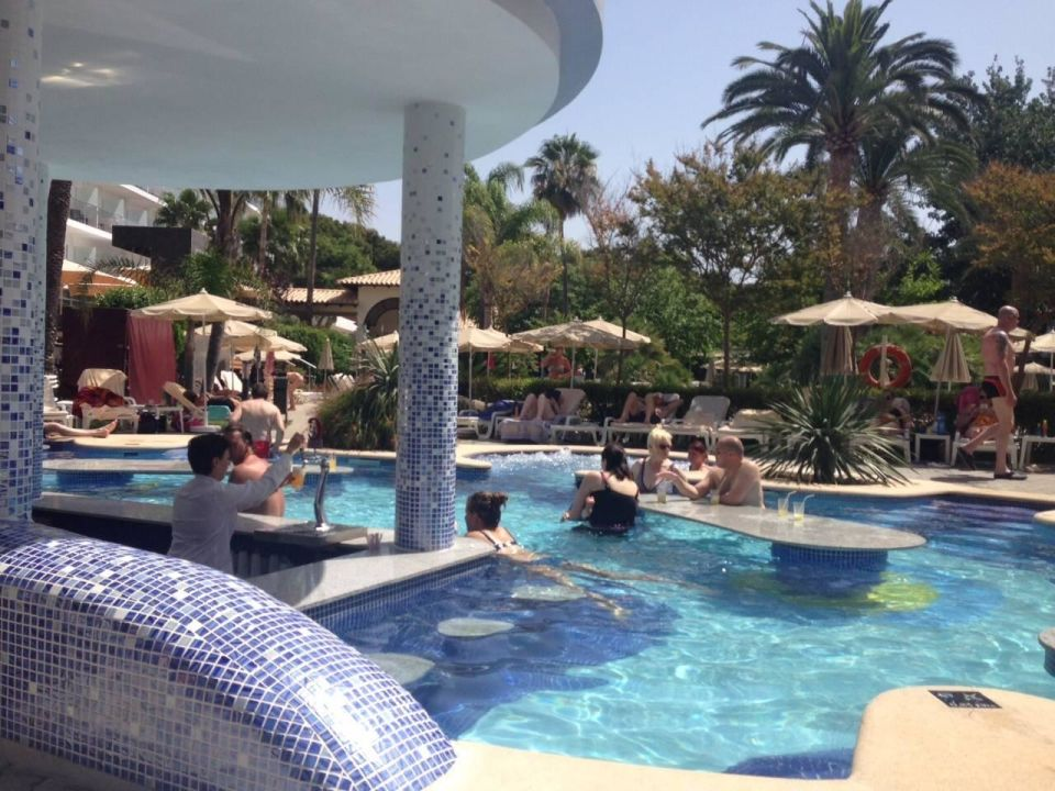 Hotel Riu Bravo Mallorca Playa De Palma