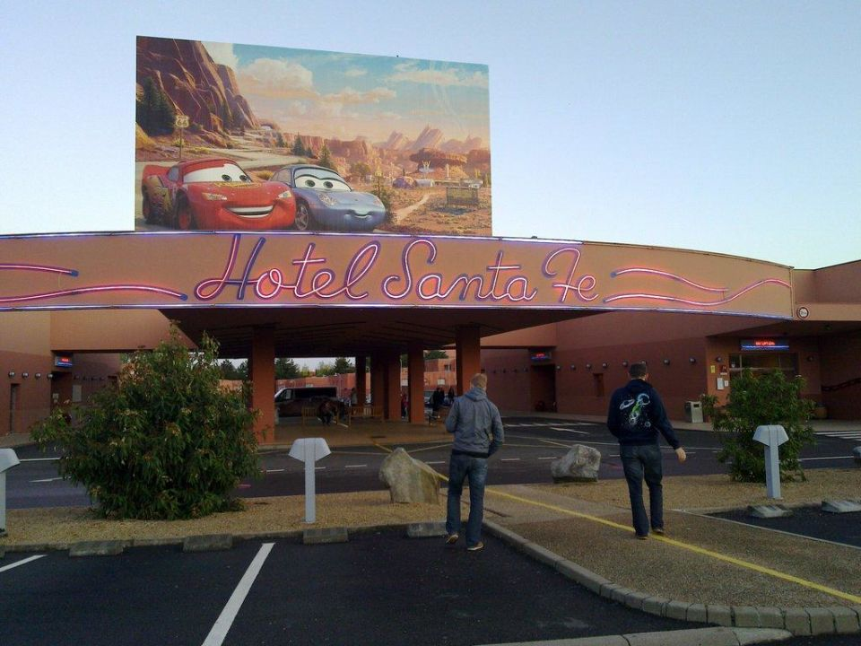 Disney Hotel Santa Fe Bewertung