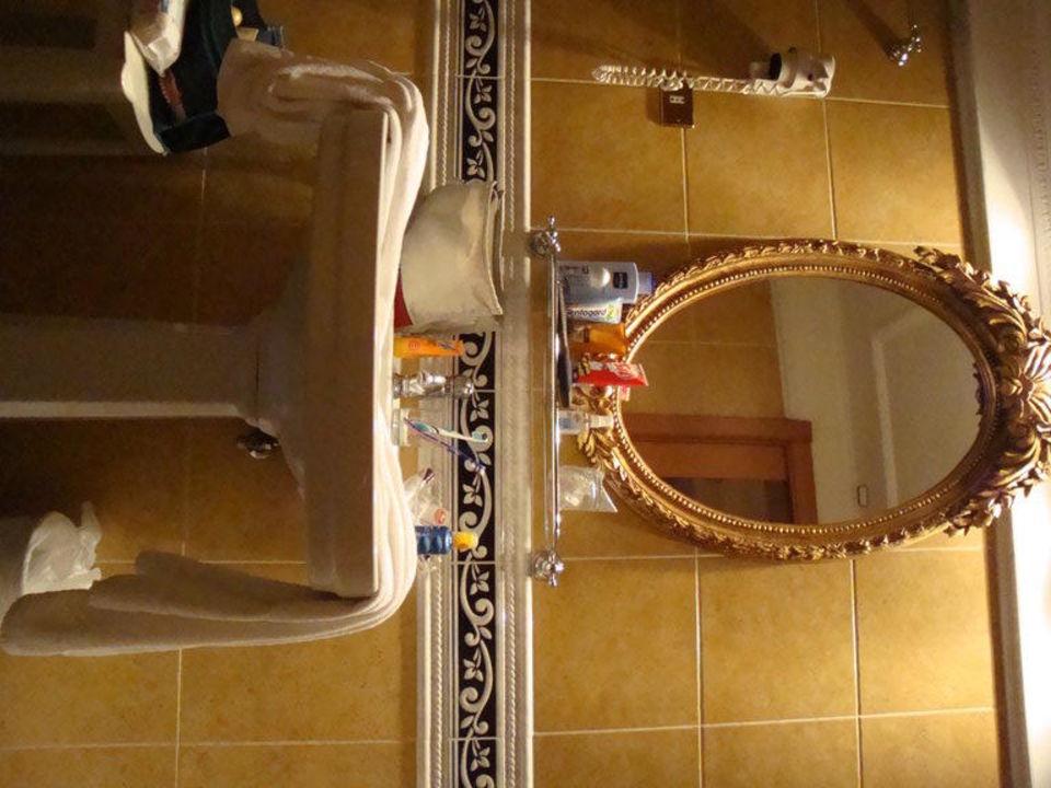 Waschtisch Hotel Morgana
