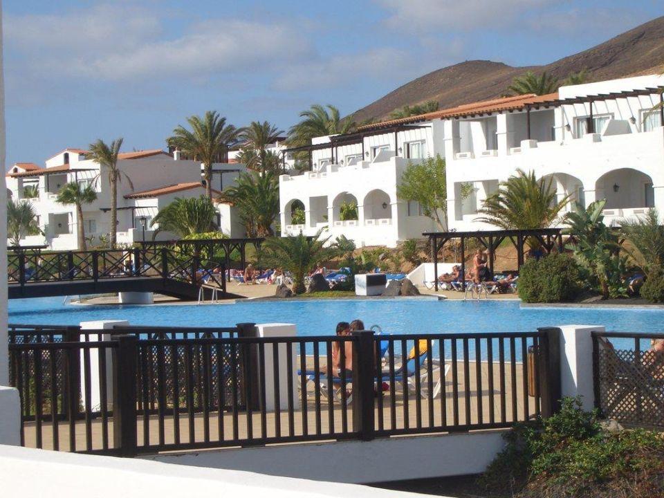 Ein  Teil der Anlage TUI MAGIC LIFE Fuerteventura
