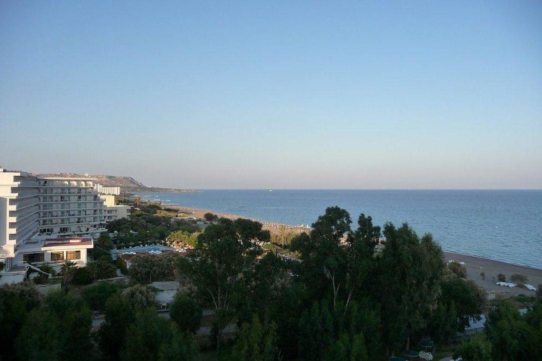 Meerblick Hotel Calypso Beach